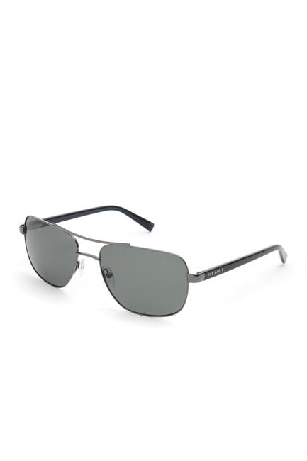 Image of Ted Baker London Aviator 54mm Sunglasses