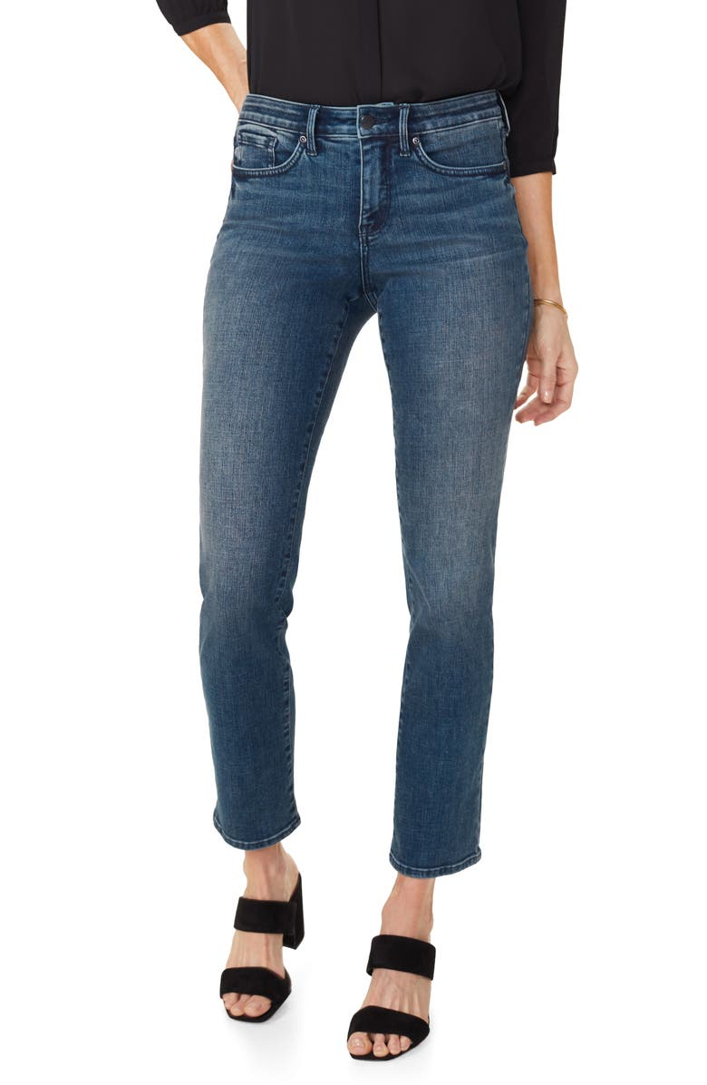 NYDJ Ami Ankle Skinny Jeans, Main, color, LOMBARD
