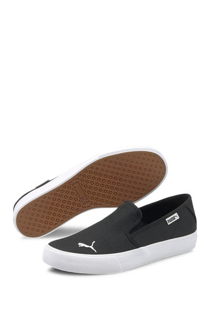 Image of PUMA Bari Slip On Cat Slip-On Sneaker