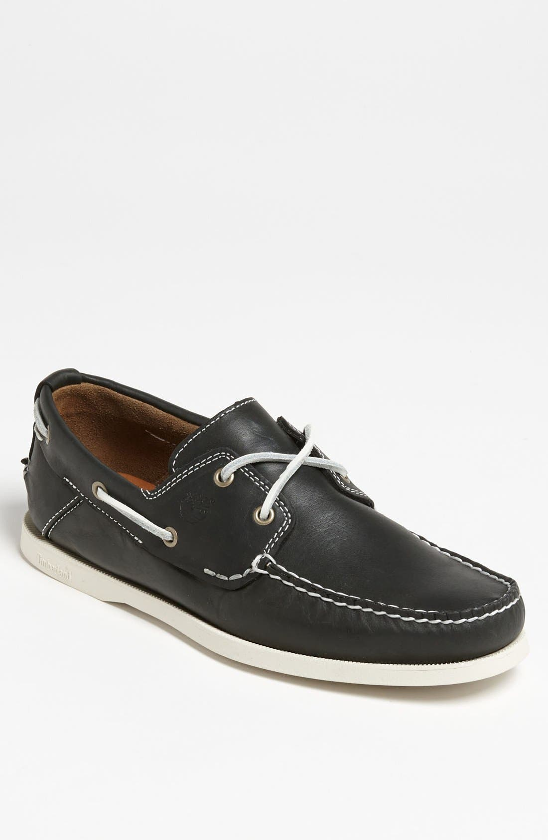 ,                             Earthkeepers<sup>®</sup> 'Heritage' Boat Shoe,                             Main thumbnail 17, color,                             484
