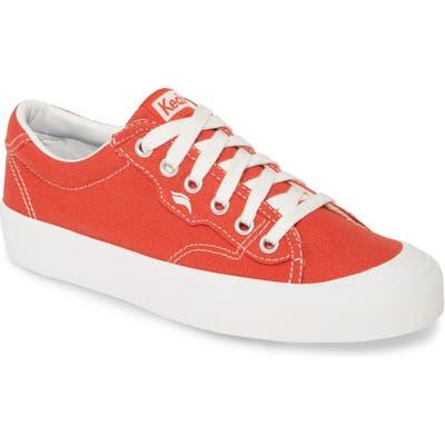 Keds Crew Kick 75 Sneaker- Red