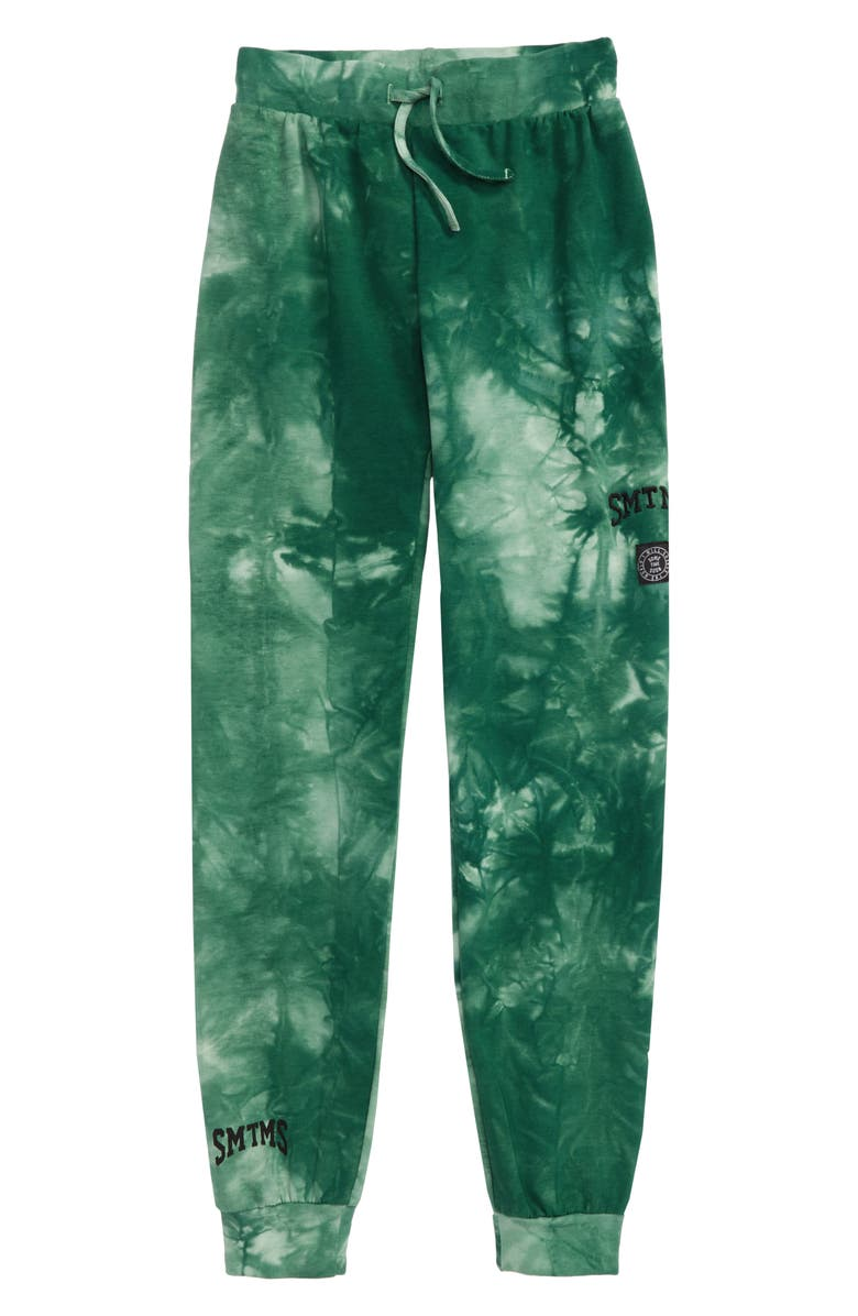 SOMETIME SOON Laguna Organic Cotton Tie-Dye Sweatpants, Main, color, 300