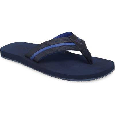 Tommy Bahama Taheeti Flip Flop, Blue