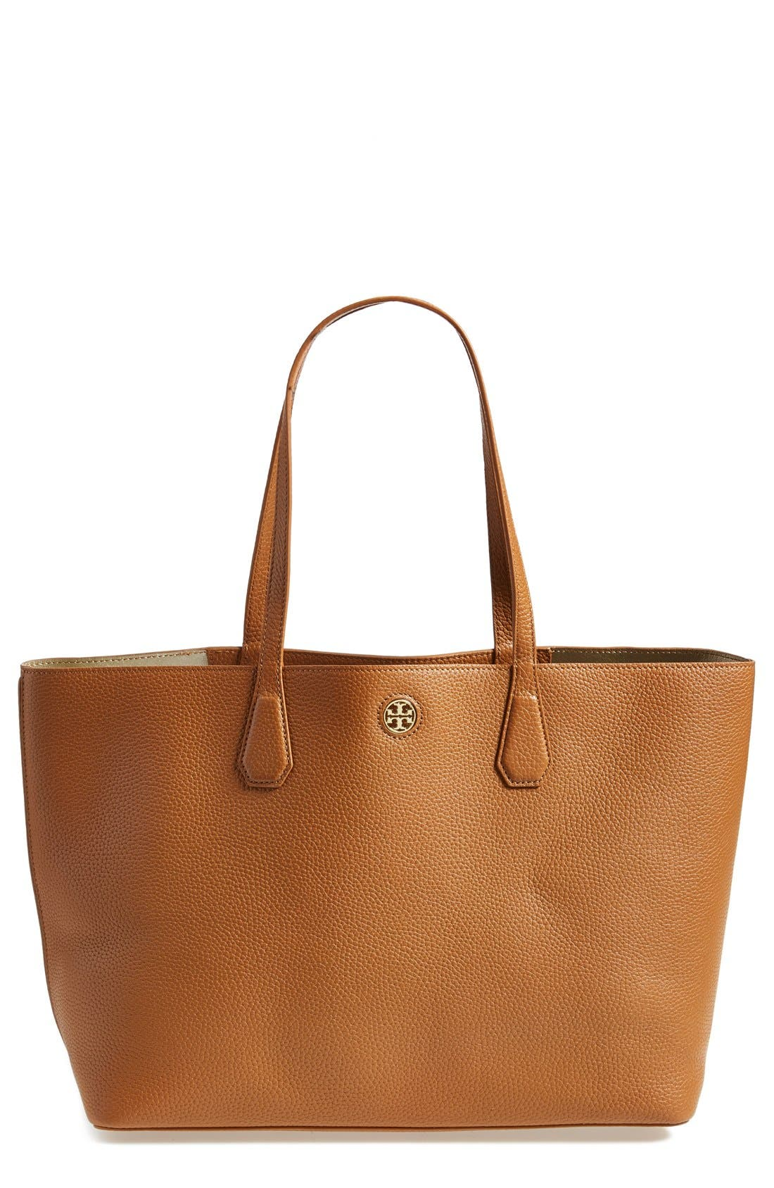 ,                             'Perry' Leather Tote,                             Main thumbnail 9, color,                             200