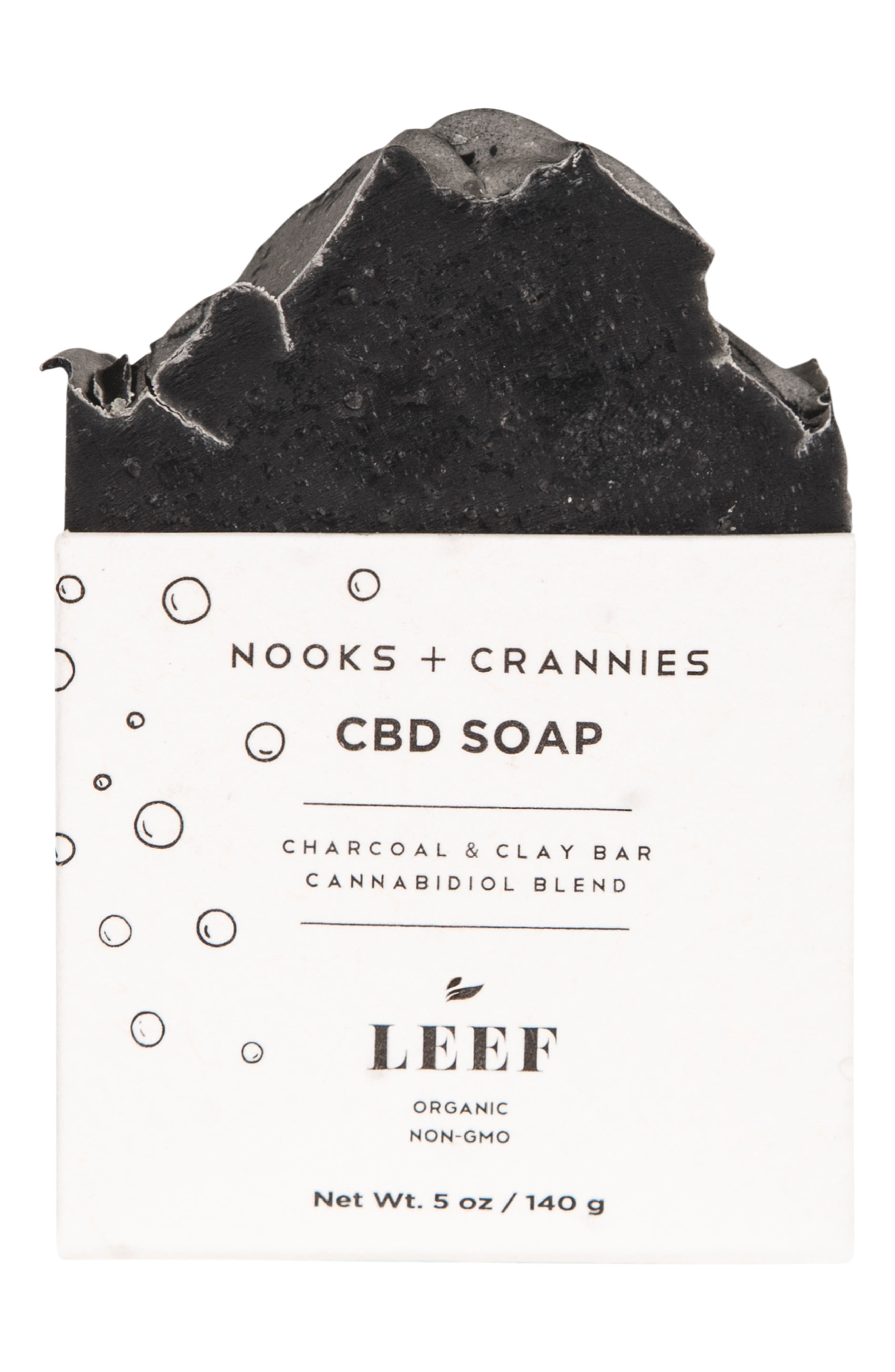 Nooks + Crannies CBD Soap in Cactus And Agave at Nordstrom
