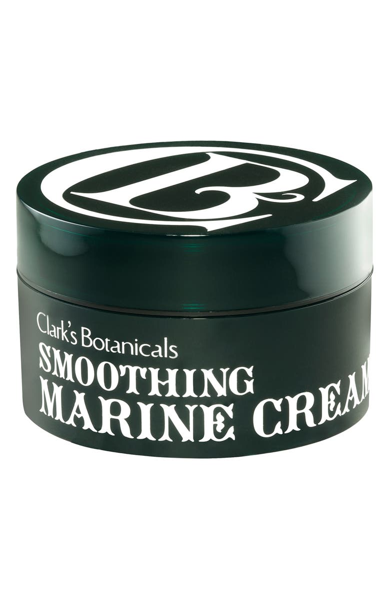 CLARK'S BOTANICALS SPACE.NK.apothecary Clark's Botanicals Smoothing Marine Cream, Main, color, NO COLOR