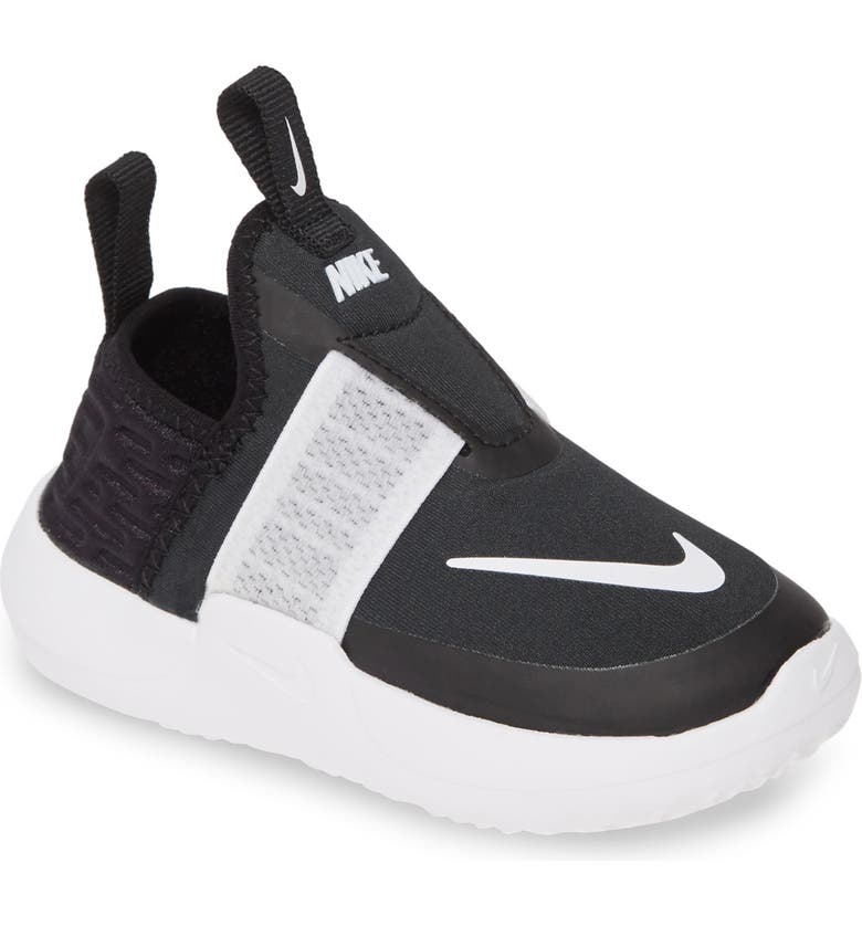 NIKE Nitroflo GS Sneaker, Main, color, BLACK/ WHITE