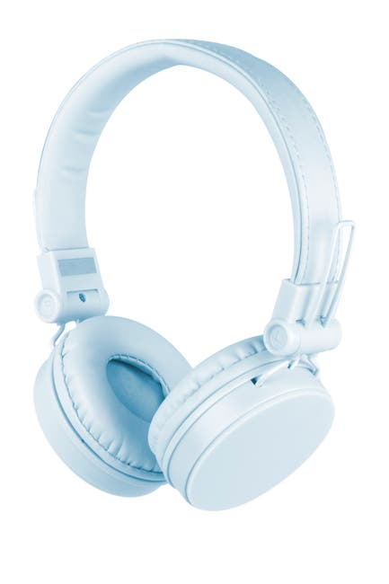 Image of CYLO Baby Blue Aux Headphones