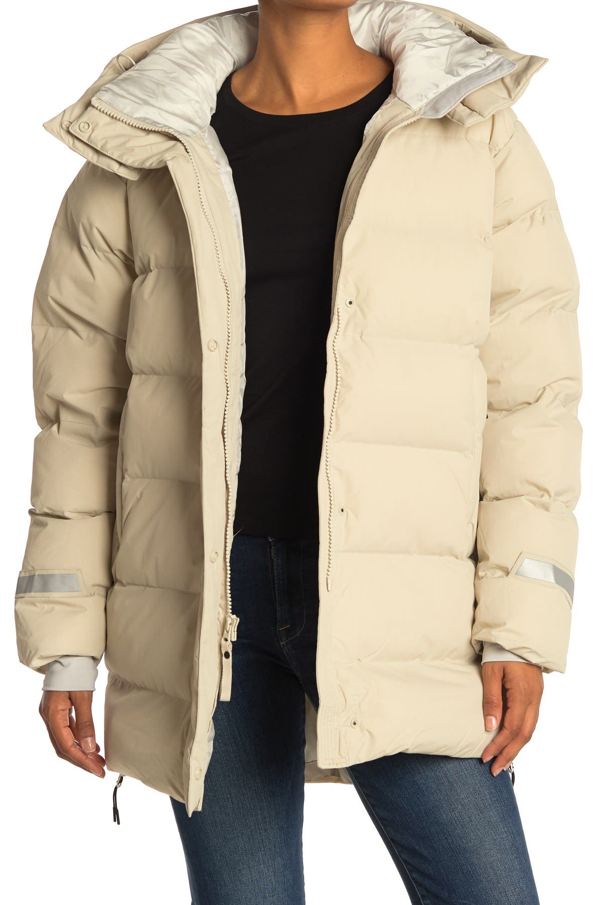 Image of Helly Hansen Aspire Quilted Puffy Parka