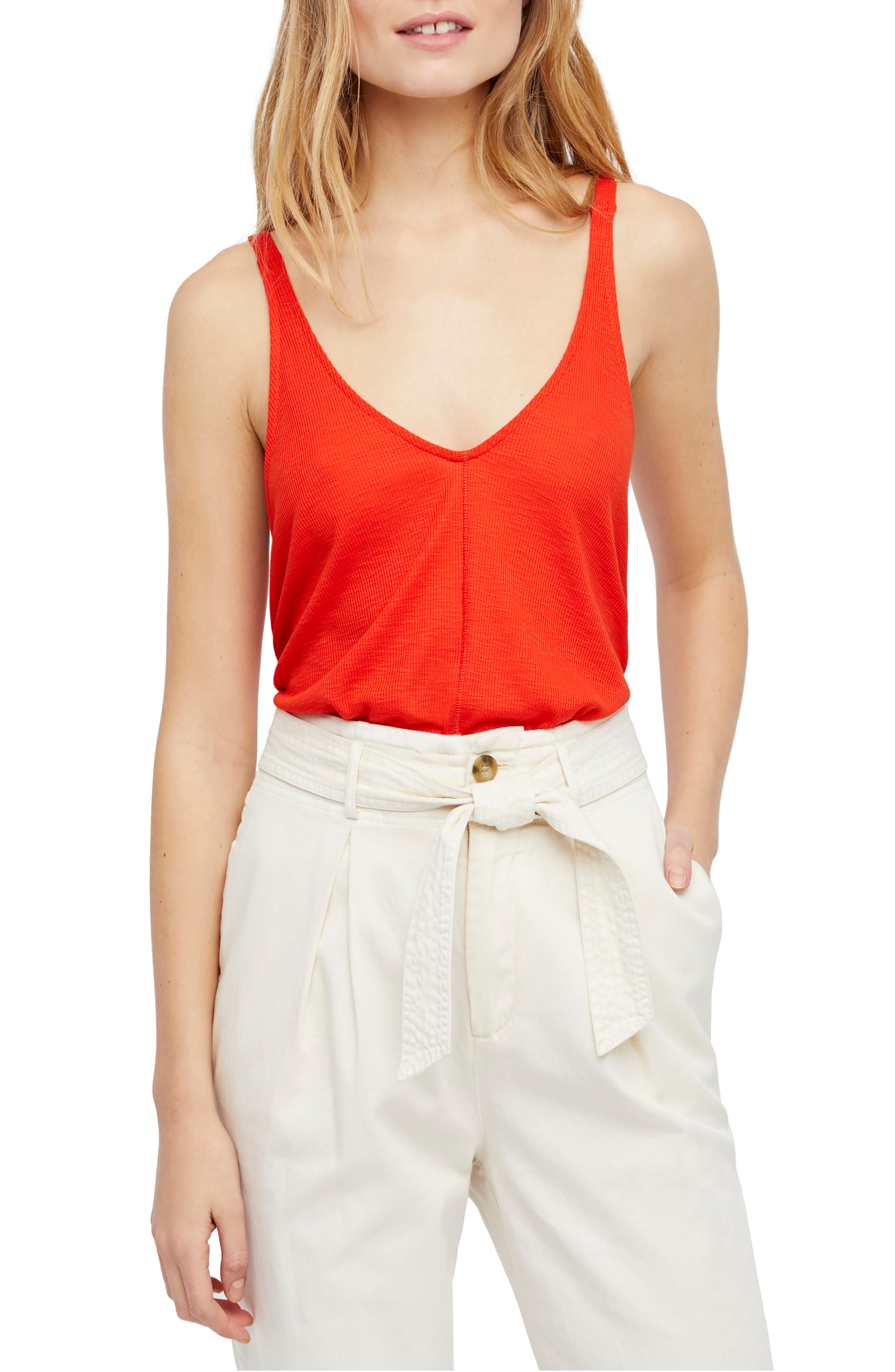 Image of Free People Dani Swing Tank Top