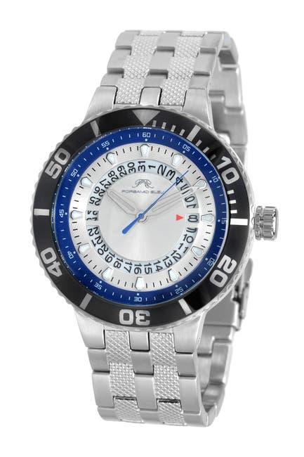 Image of Porsamo Bleu Men's Sebastian Watch, 45mm