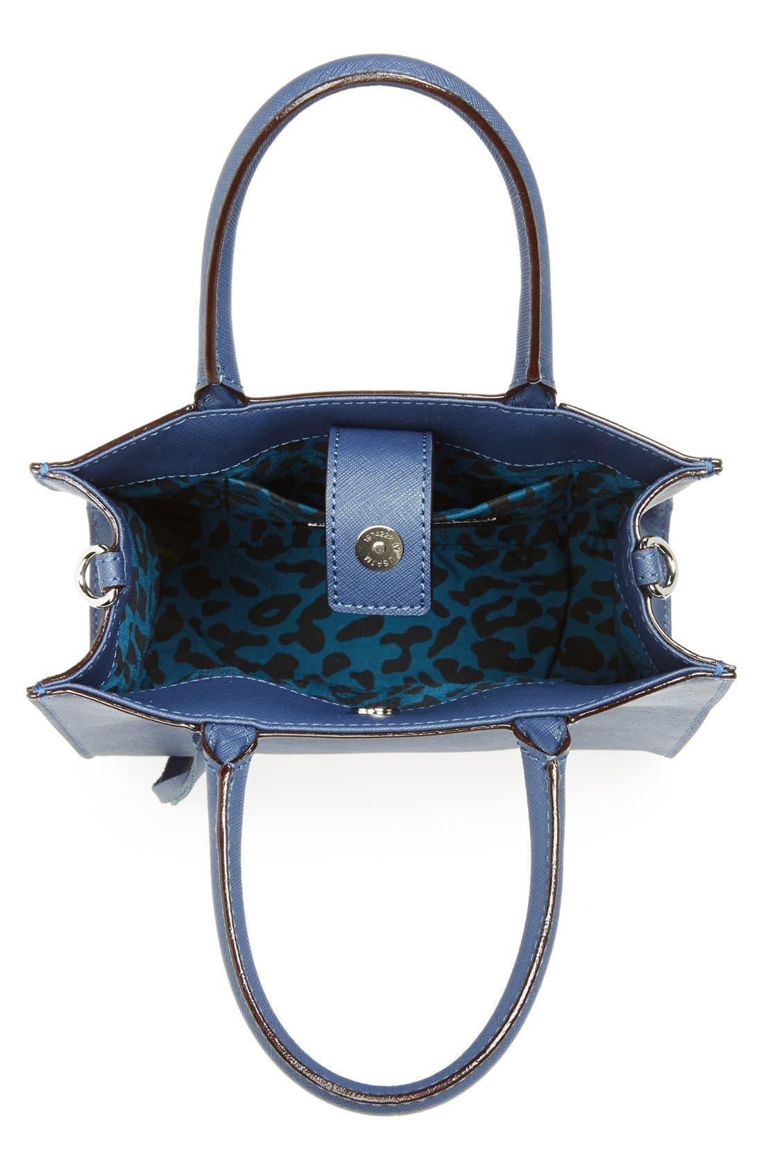 ,                             'Mini MAB Tote' Crossbody Bag,                             Alternate thumbnail 66, color,                             420