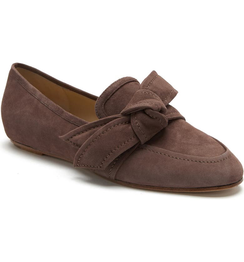 ETIENNE AIGNER Chiara Loafer, Main, color, COFFEE BROWN SUEDE