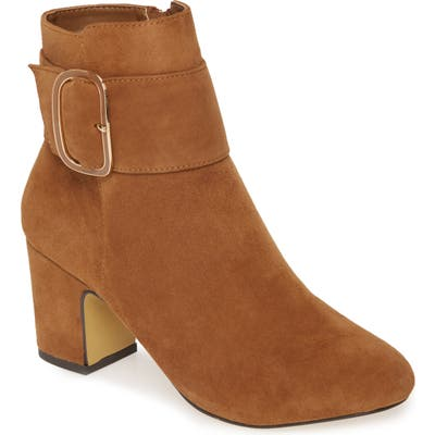Bella Vita Klaire Bootie W - Brown