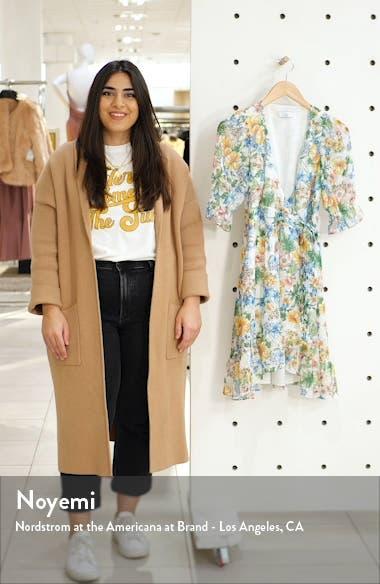 Garden Strolls Wrap Dress, sales video thumbnail