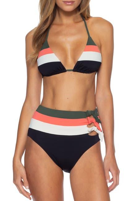 Image of BECCA Circuit High Waist Bikini Bottoms