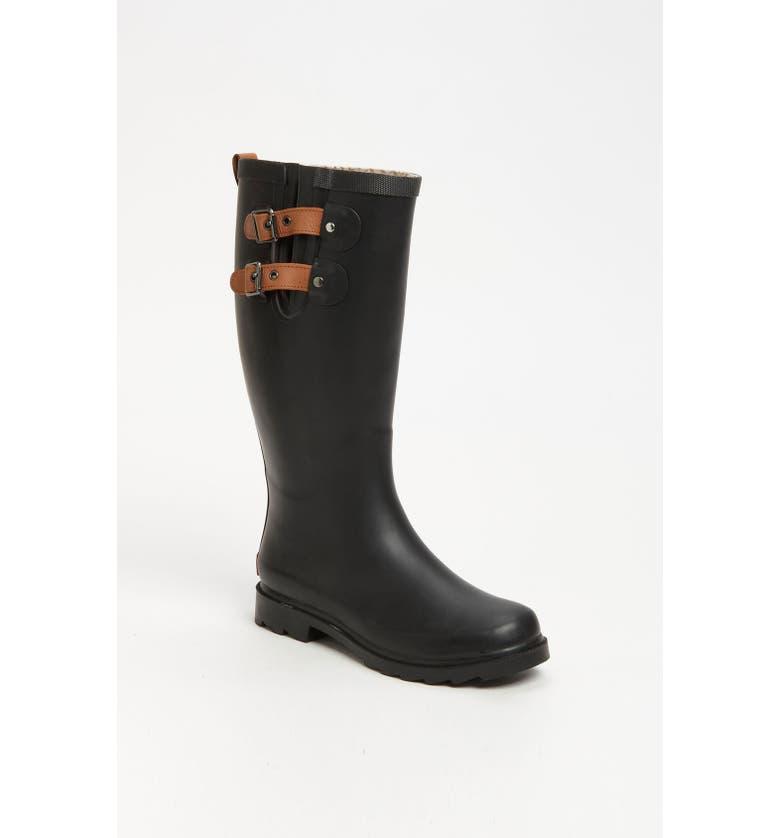 CHOOKA 'Top Solid' Rain Boot, Main, color, 001