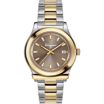 Salvatore Ferragamo 1898 Bracelet Watch, 40Mm