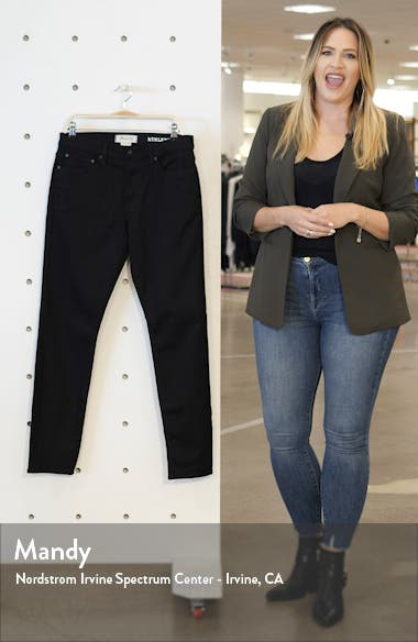 Athletic Slim Fit Jeans, sales video thumbnail