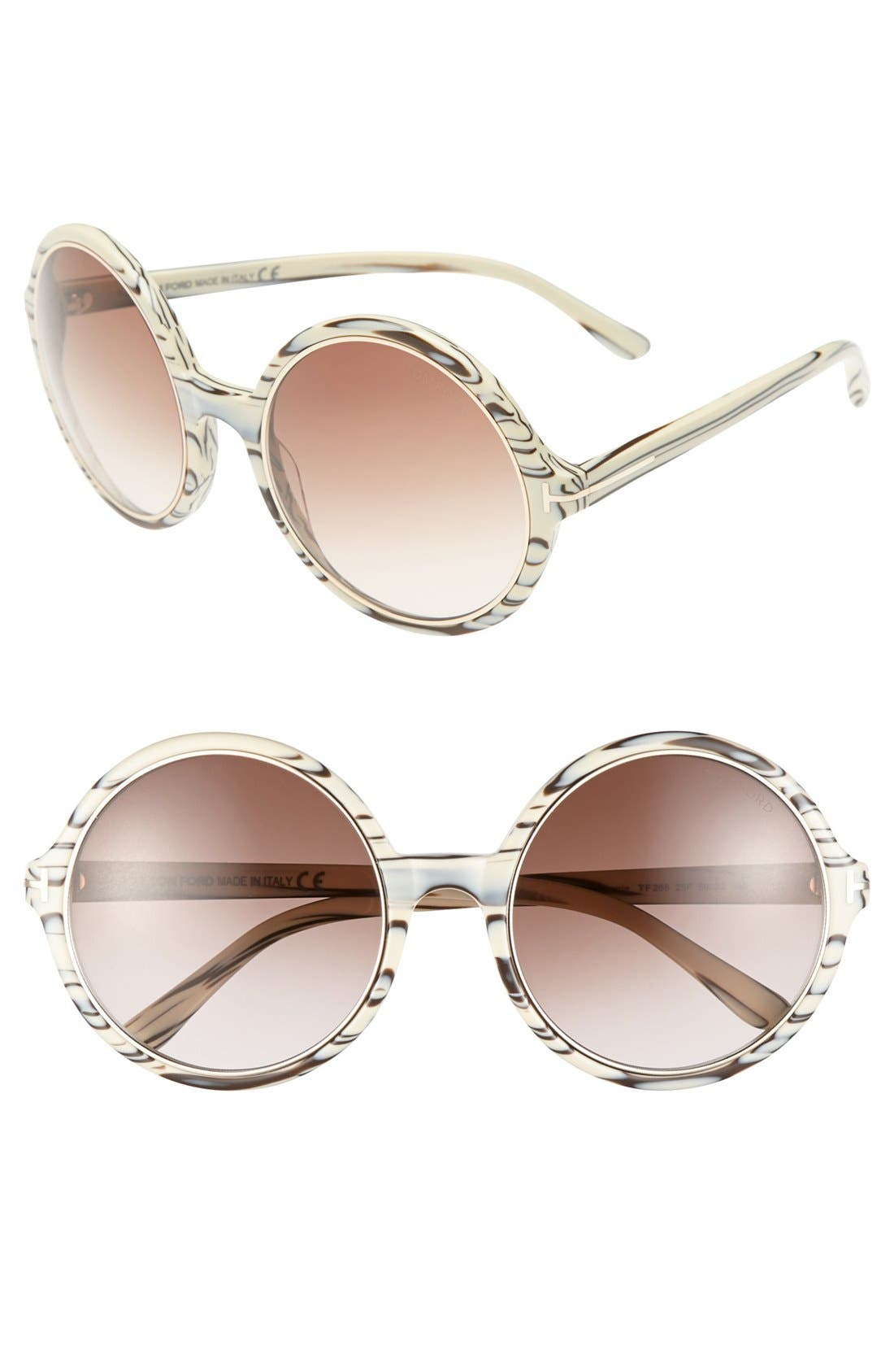 ,                             'Carrie' 59mm Sunglasses,                             Main thumbnail 2, color,                             900