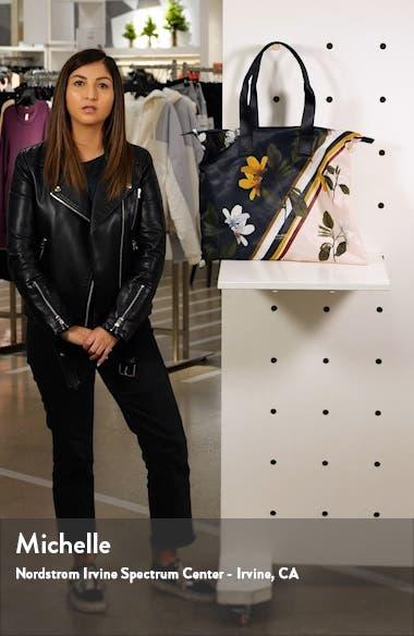 Los Anasavanna Foldaway Shopper Tote, sales video thumbnail