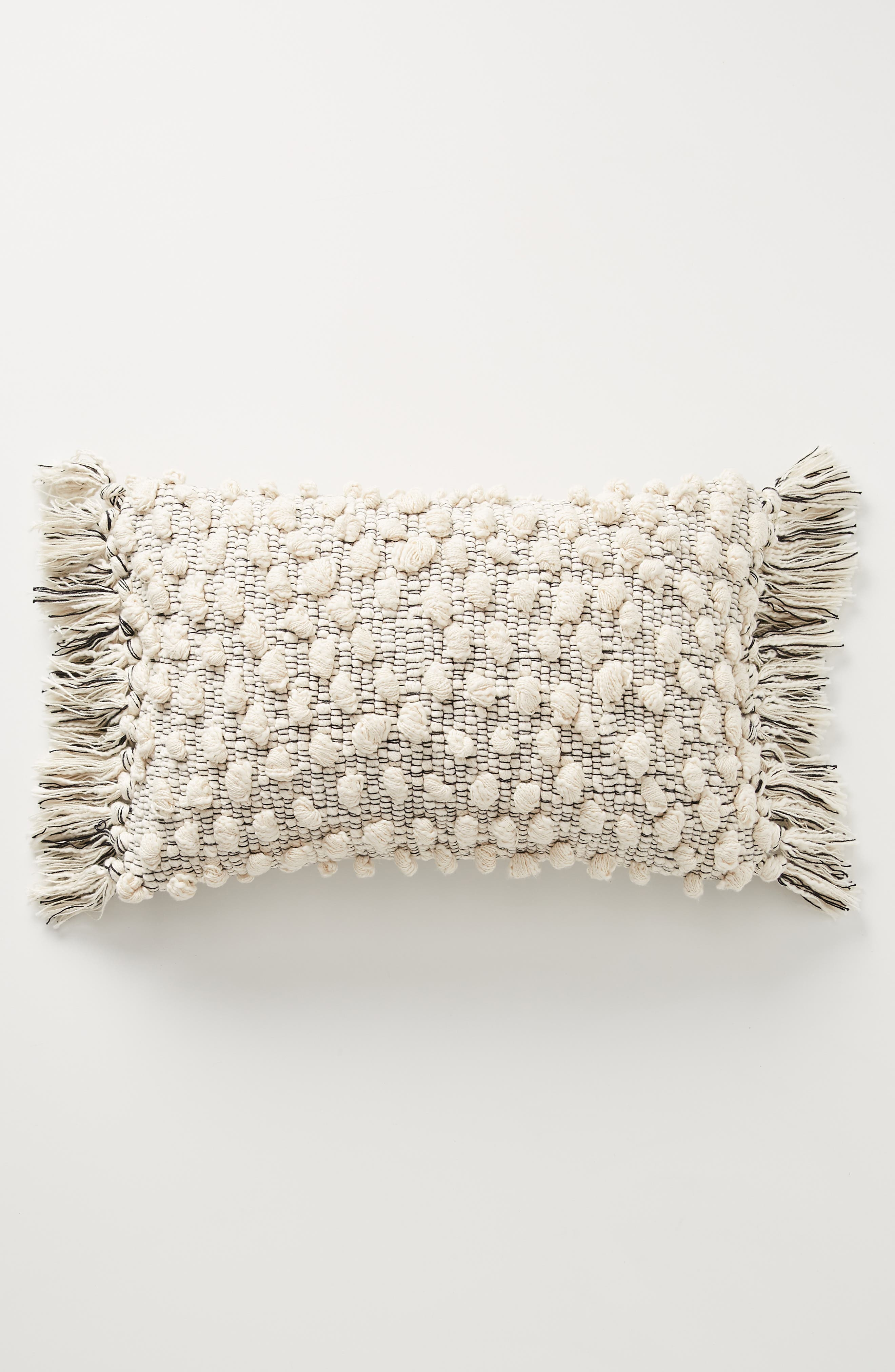 x All Roads Design Yucca Accent Pillow, Main, color, NEUTRAL