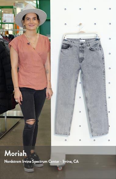 Etta Straight Leg Jeans, sales video thumbnail