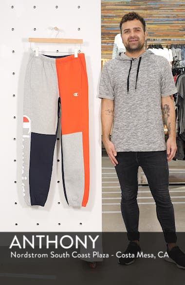 Colorblock Sweatpants, sales video thumbnail