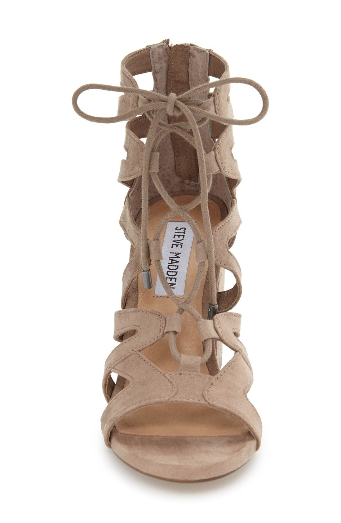 ,                             'Gal' Strappy Lace-Up Sandal,                             Alternate thumbnail 7, color,                             252