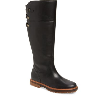 Timberland Perfect Pairs Riley Flair Knee High Boot, Black