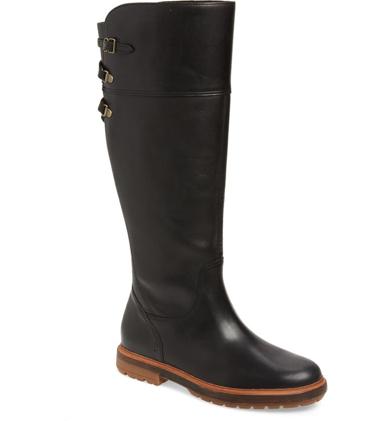 TIMBERLAND Perfect Pairs Riley Flair Knee High Boot, Main, color, 001