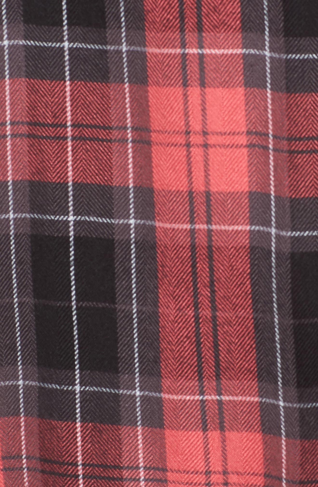 ,                             Hunter Plaid Shirt,                             Alternate thumbnail 172, color,                             601