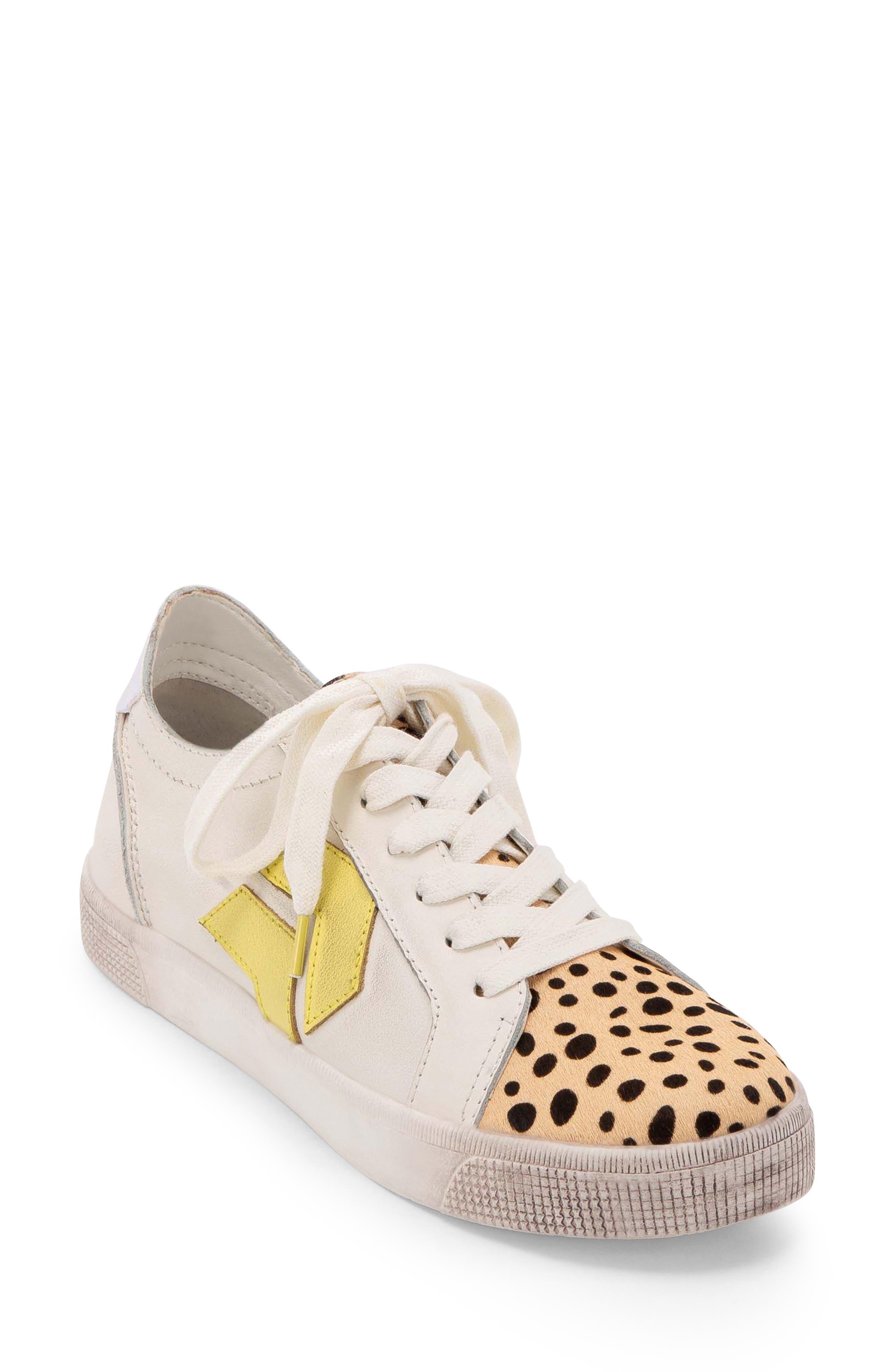 Dolce Vita Sneakers Zaga Genuine Calf Hair Sneaker