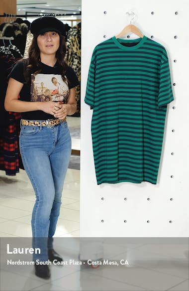 The Striped T-Shirt Dress, sales video thumbnail