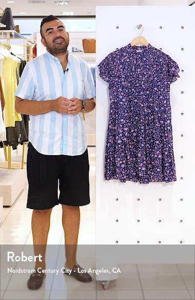 Lanikaye Ruffle Pleated Shirtdress, sales video thumbnail