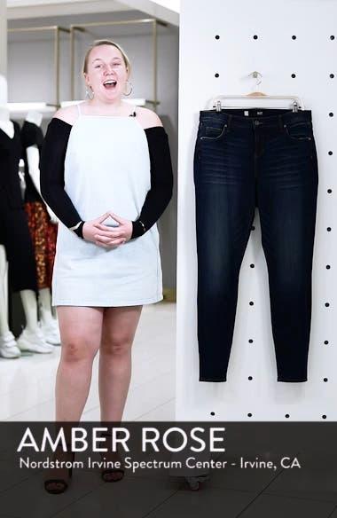 Mia High Waist Skinny Jeans, sales video thumbnail