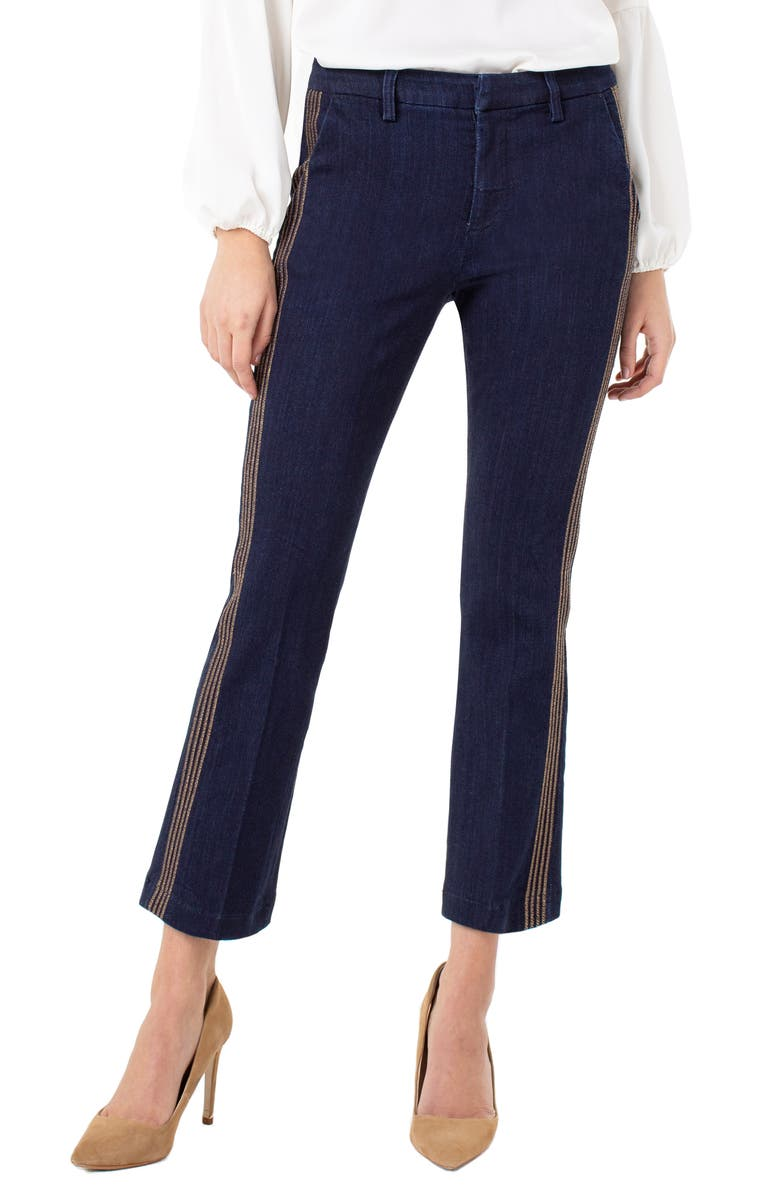 LIVERPOOL Brooke Straight Leg Jeans, Main, color, RINSE WASH