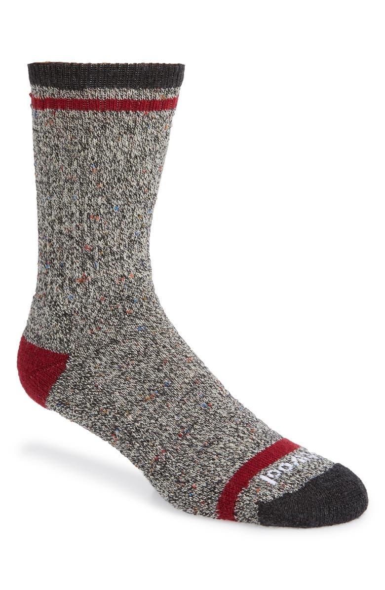 SMARTWOOL 'Larimer' Crew Socks, Main, color, 020