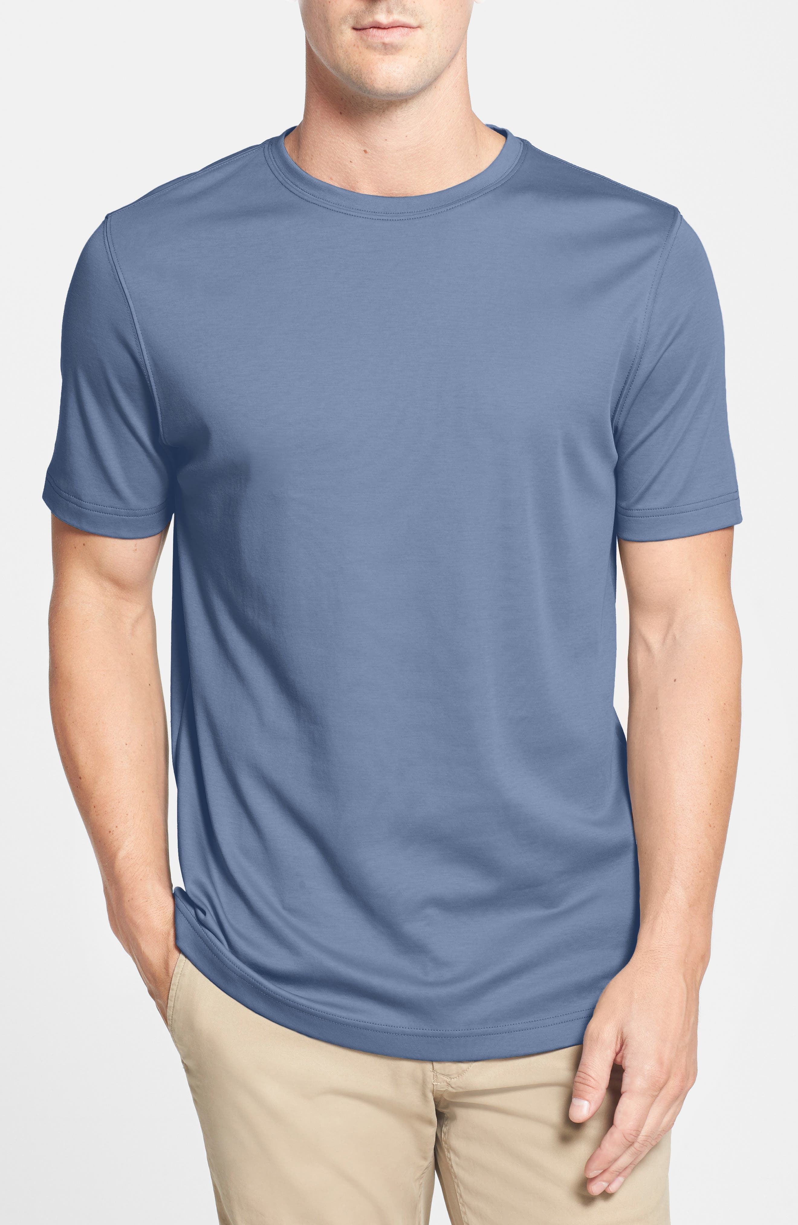 ,                             Georgia Crewneck T-Shirt,                             Main thumbnail 19, color,                             439