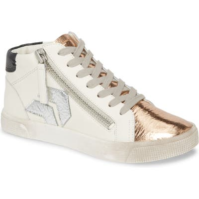Dolce Vita Zonya Sneaker- Metallic