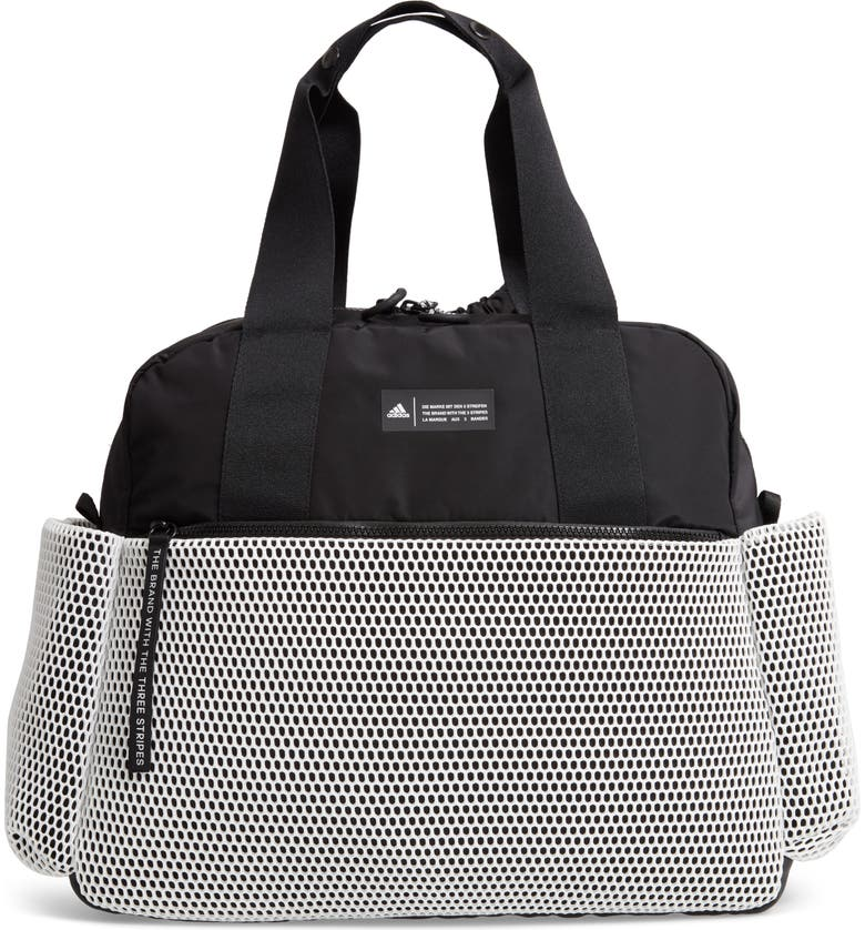 ADIDAS Sport To Street Tote Bag, Main, color, 100
