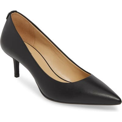 Michael Michael Kors Flex Kitten Pump- Black