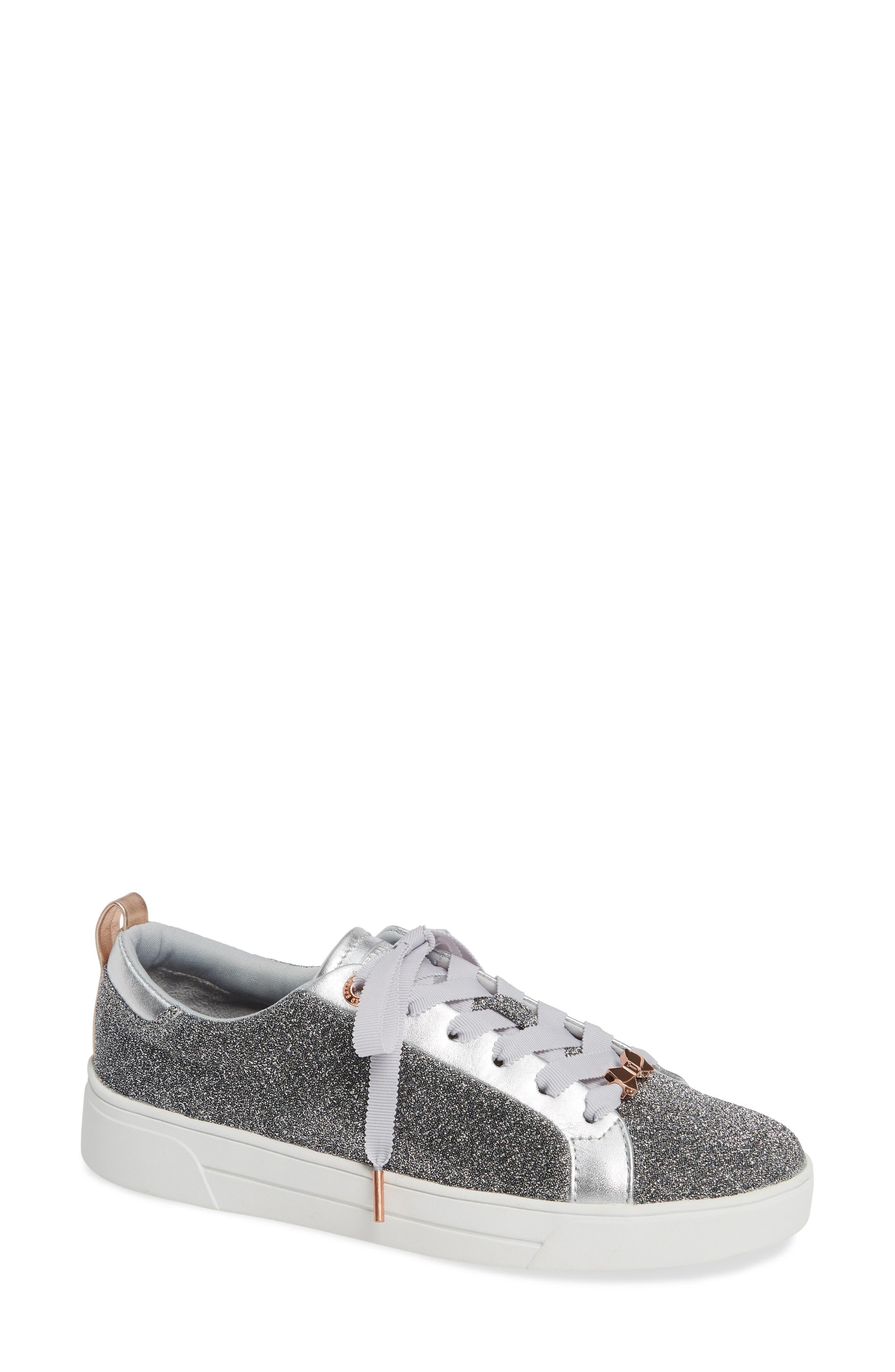Ted Baker London Eevaa Sneaker, Metallic