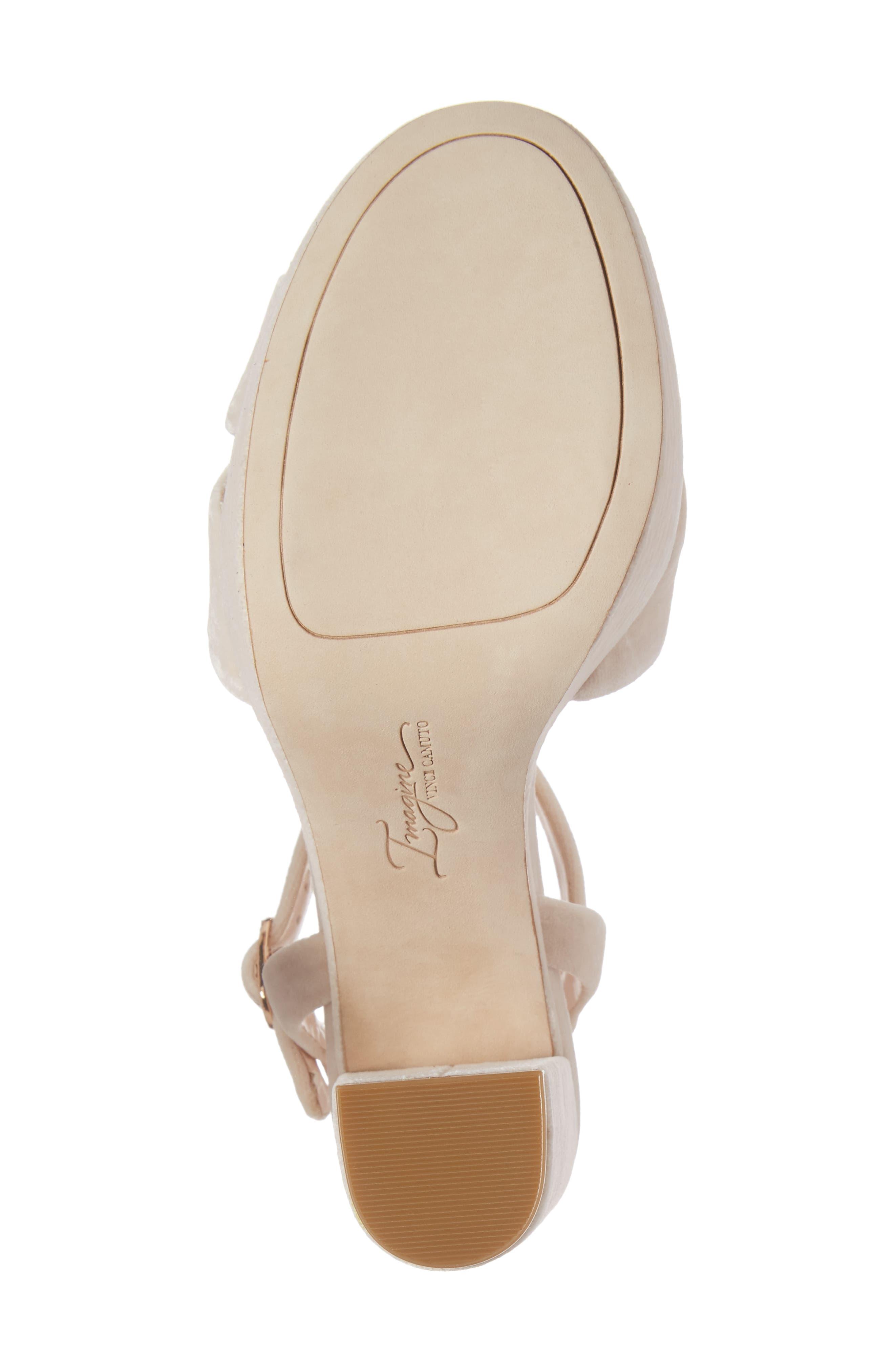 ,                             'Valora' Platform Sandal,                             Alternate thumbnail 30, color,                             680