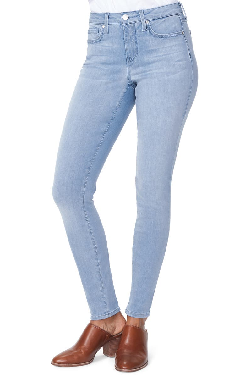 NYDJ Ami Stretch Skinny Jeans Vast Regular Petite
