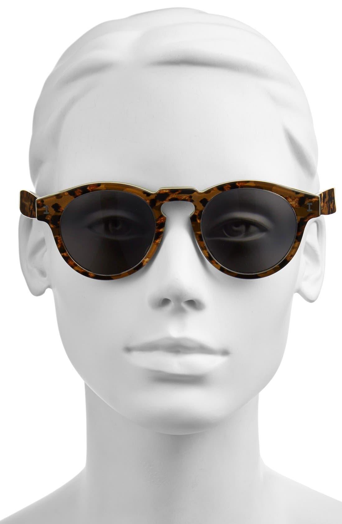 ,                             'Leonard' 47mm Sunglasses,                             Main thumbnail 89, color,                             214