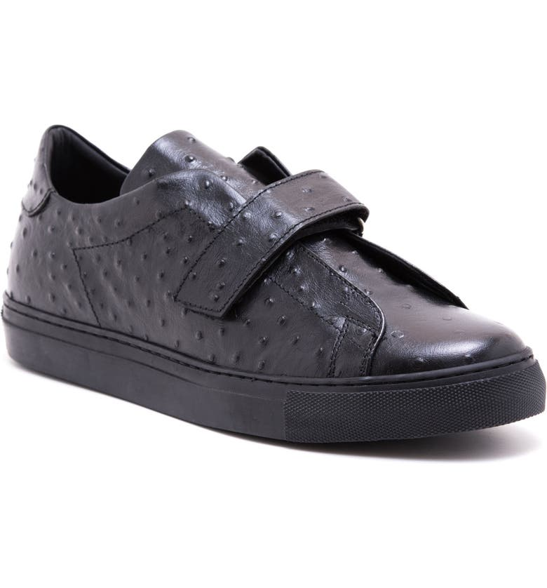JARED LANG West Sneaker, Main, color, BLACK