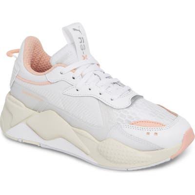 Puma Rs-X Tech Sneaker, White