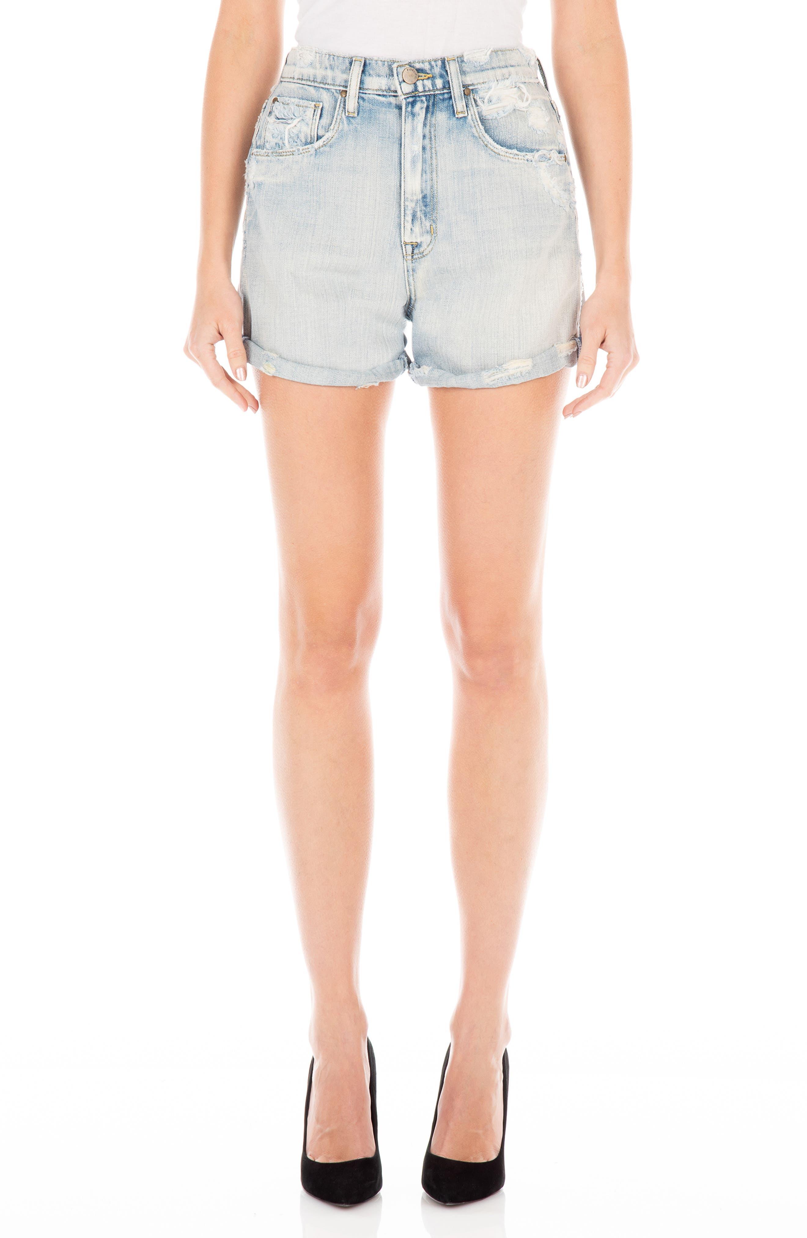 Image of FIDELITY DENIM Day Off Shorts