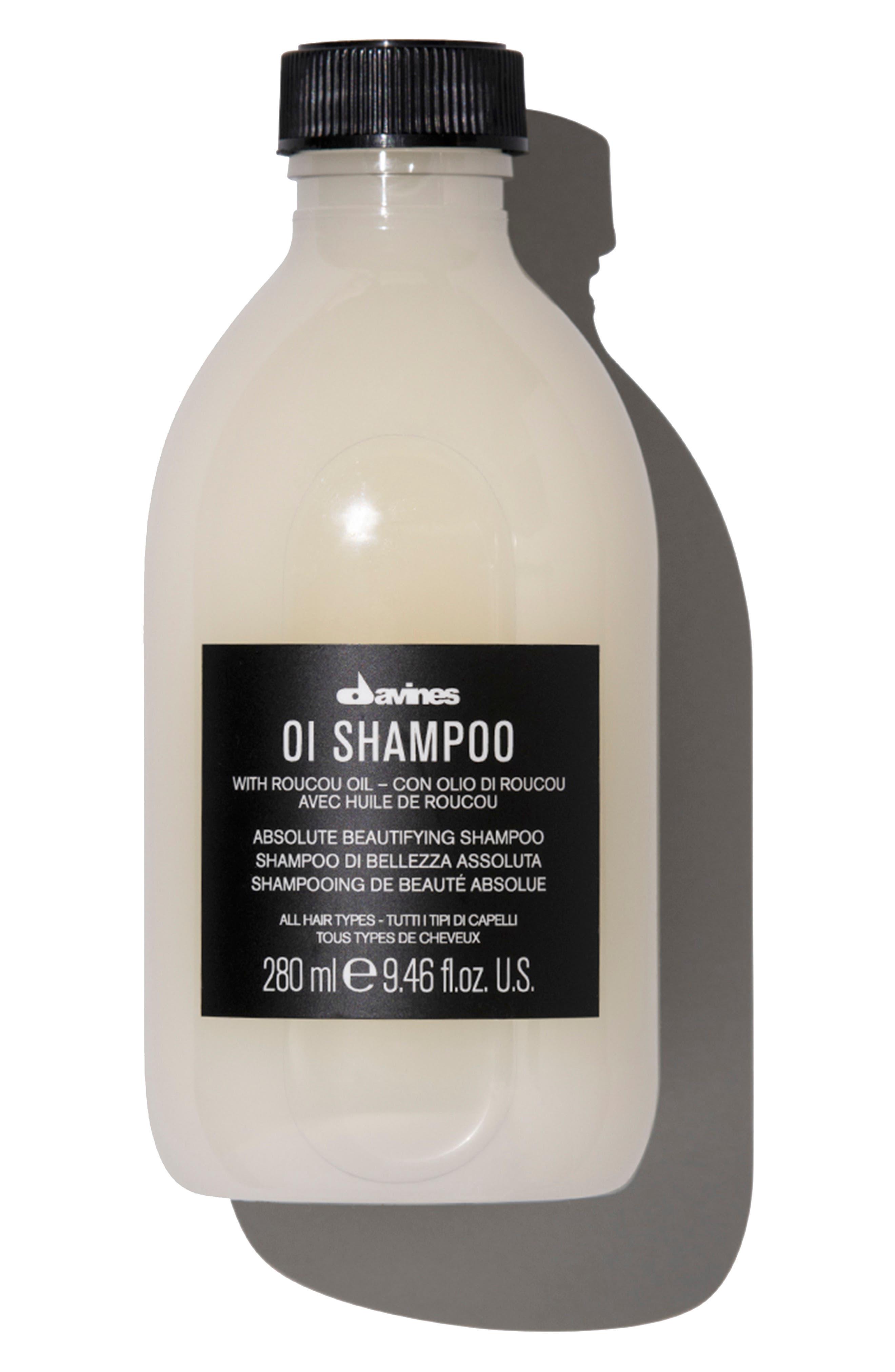 Davines OI Shampoo at Nordstrom